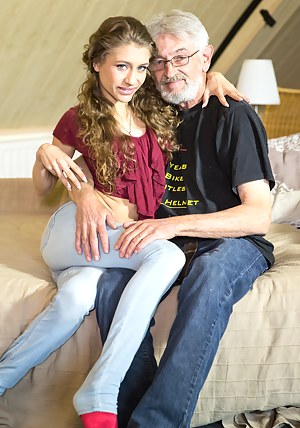 Old Man and Teen Porn