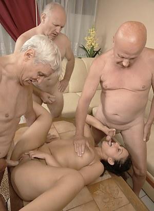 Teen Foursome Porn
