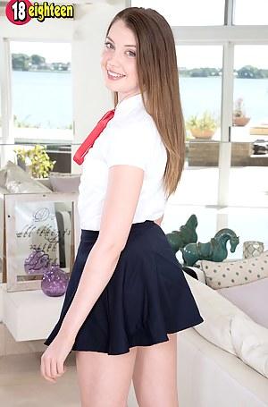 Teen Schoolgirl Porn
