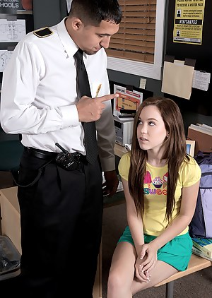 Teen Office Porn
